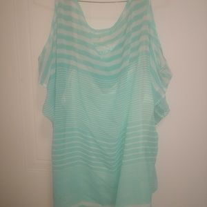 One Clothing Light Blue Blouse